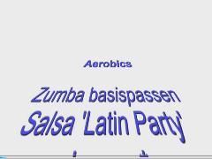 Zumba basispassen Salsa