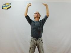 Chi Gong 'de armen strekken'