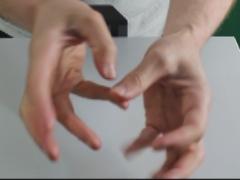 Duim-vingersdraai