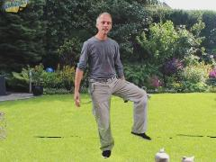 Tai Chi warming-up