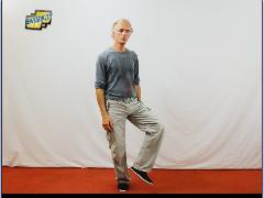 Chi Qong balans-oefening