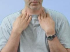 Halsspieren loslaten