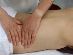 Opbouw Rugmassage