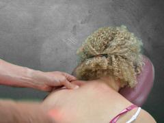 Instructie triggerpointmassage nek/schouder