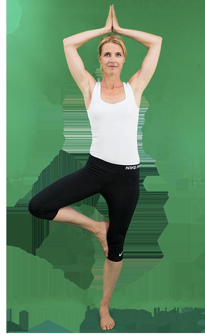 oefeningen van conditietraining tot yoga