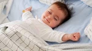 geen last van slapeloosheid